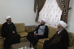 دیدار نماینده مردم در مجلس خبرگان با مدیرکل تبلیغات اسلامی