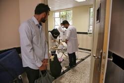 ۱۷۰۰ نفر از روستاییان چالدران ویزیت رایگان پزشکی شدند