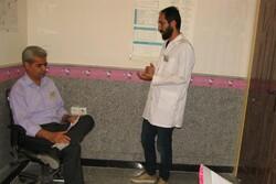 برگزاری هفدهمین آزمون صلاحیت بالینی دانشجویان پزشکی در شاهرود