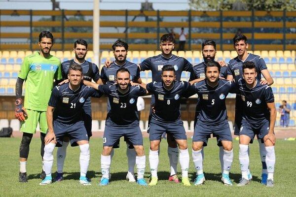 برد پرگل استقلال تهران مقابل عقاب در بازی تدارکاتی صبحگاهی