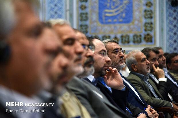 """مؤتمر """"نشطاء الأربعين الحسيني (ع)"""" الدولي"""