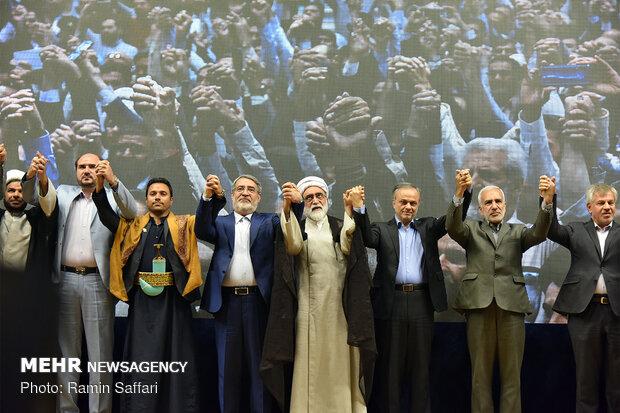 وظیفه شرعی ما عراقیها است که اجازه توطئه نسبت به ایران را ندهیم
