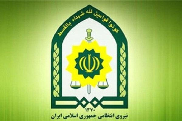 فعالیت شبانه روزی گشت های پلاک خوان پلیس آگاهی در مهران