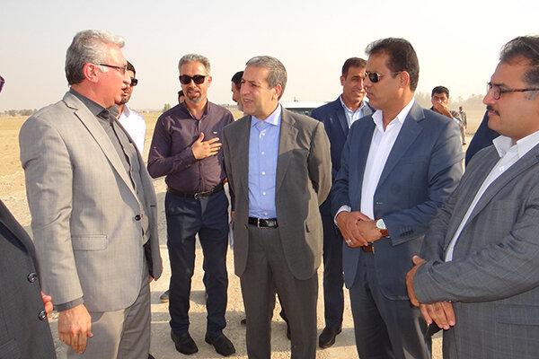 روند اجرای پروژه های عمرانی استان بوشهر مطلوب است
