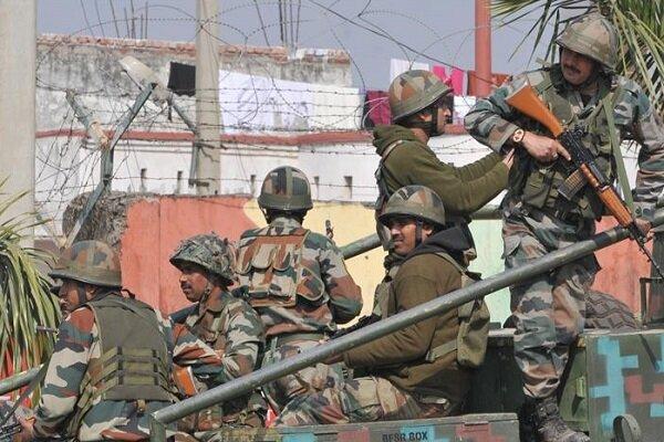 کشمیر میں بھارتی سیکیورٹی اہلکار کی خودکشی