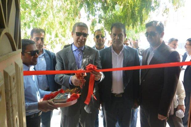 نخستین نیروگاه خورشیدی خانگی شهرستان دشتی راه اندازی شد