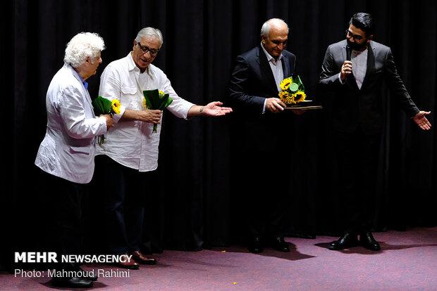 هجدهمین جشن انجمن منتقدان و نویسندگان تئاتر ایران