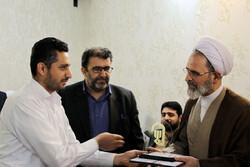 خبرنگار مهر در قم تقدیر شد