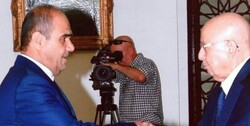 Hossein Mashalchizadeh - Abdelkader Bensalah