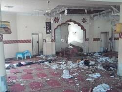 کوئٹہ کی ایک مسجد میں بم دھماکے میں 5 افراد جاں بحق