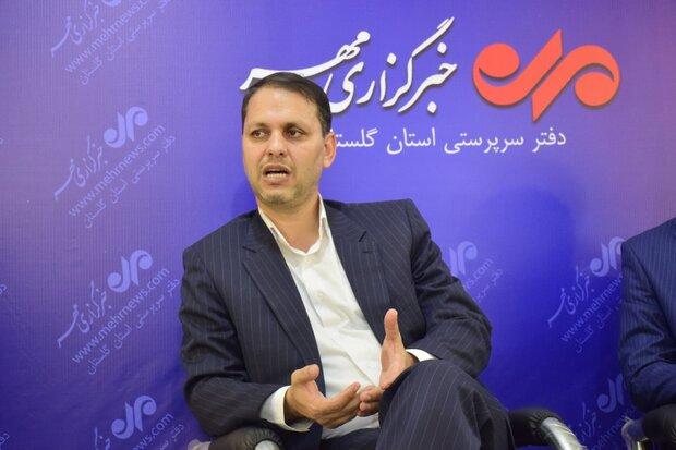 ۱۷پروژه ارتباطات وفناوری اطلاعات گلستان درهفته دولت افتتاح می شود