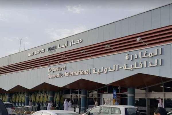 الدرون اليمنية تدك مواقع حساسة في مطار أبها السعودي