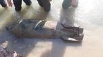 İran-Irak savaşından kalma bomba bulundu