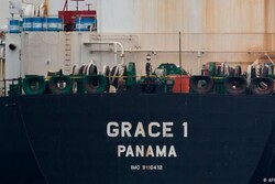 نفتکش «آدریان دریا» به یونان می رود
