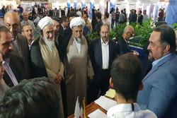 مدیران قزوین از نمایشگاه رفع نیازهای فناورانه صنایع بازدید کردند