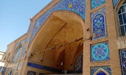 مسجدی که عجیب بوی خدا می دهد/نیازمندانی که دست خالی بر نمی گردند