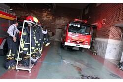 ۸۲۰ فقره آتش سوزی در ارومیه رخ داده است