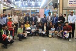 درخشش دانشآموزان بوشهری در جشنواره مسابقات فرهنگی هنری کشور