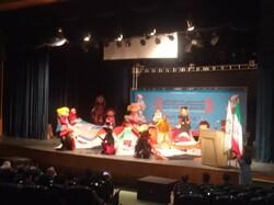 جشنواره تئاتر خیابانی شهروند کودک شیراز پایان یافت