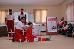 ارائه آموزشهای همگانی امداد و نجات به ۳ هزار نفر در استان سمنان