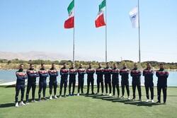 تیم دراگون بوت ایران راهی رقابت های جهانی تایلند شد