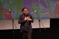 ایناریتو جایزه افتخاری قلب سارایوو را دریافت کرد