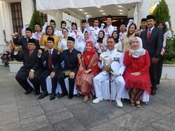 مراسم روز ملی اندونزی
