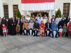 Indonesian embassy celebrates 74th Independence Day in Tehran