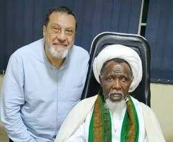 Sheikh Ibraheem Zakzaky, leader of the Islamic Movement in Nigeria (IMN) - Dr. Shajareh, a Zakzaky loyalist