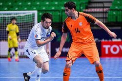 Iran's rep. runner-up at 2019 AFC Futsal Club C'ship