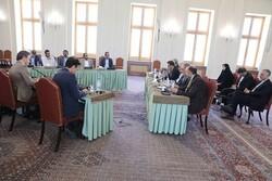 تہران میں ایران، انصار اللہ اور 4 یورپی ممالک کا سہ فریقی اجلاس منعقد