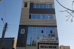 ساختمان جدید امور مالیاتی شهر محمدیه افتتاح شد