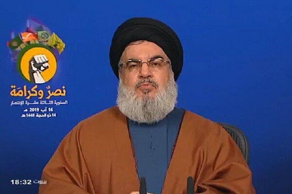 Nasrallah's strong warnings to enemies of resistance
