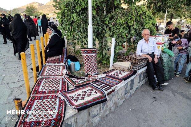 National Iranian Ash festival in Zanjan