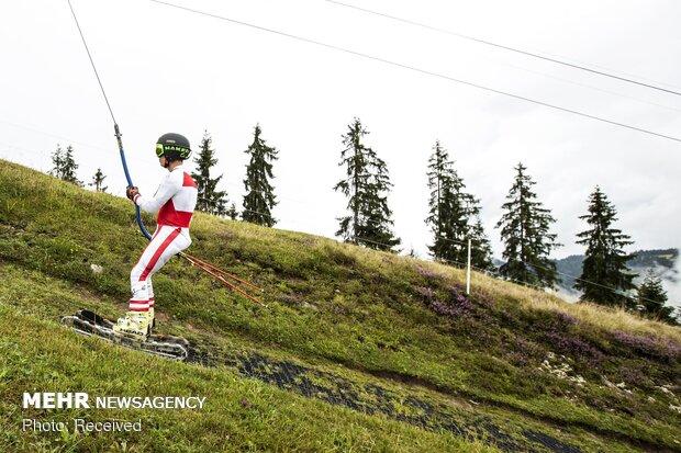 مسابقات اسکی روی چمن قهرمانی جهان