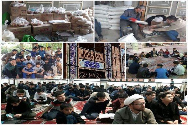 مسجدی که یک شهرک را اداره میکند/از حافظان قرآن تا پزشکان رایگان