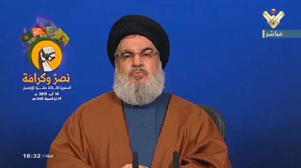 Nasrallah's strong warnings to the enemies of resistance