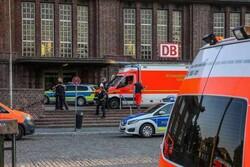 حمله با سلاح سرد در یک ایستگاه قطار در آلمان/ دوتن کشته شدند
