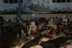 انفجار در یک تالار عروسی در کابل/ ۴۰ تن کشته شدند