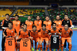 Mes Sungun finishes 8th at Intercontinental Futsal Cup