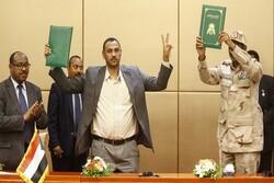 امضای سند قانون اساسی در سودان؛ توافق بر سر تشکیل «شورای حاکمیت»