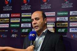تقی پور: از تیم مگنوس برتر بودیم/ به بازیکنانم افتخار میکنم