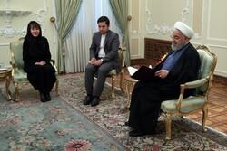 روحاني: إيران وبوليفيا بلدان ثوريان يحملان اهدافا استراتيجية مشتركة
