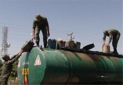 18,000 liters of smuggled fuel seized in W Iran
