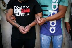 دستگیری ۷ شرور محله نبرد