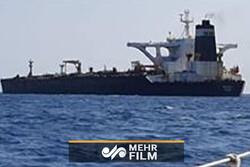 نفتکش ایرانی با پرچم ایران و نامی متفاوت دوباره شروع به حرکت کرد
