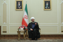 New envoys to Ivory Coast, Uzbekistan meet with Rouhani before departure