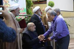 مراسم تقدیر از آزادگان استان قم برگزار شد