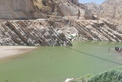جوان ۱۸ ساله در رودخانه «کشکان» غرق شد
