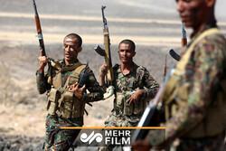 انصار الله تأسر جنودا من القوات السودانية العاملة في إطار التحالف السعودي
